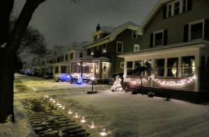Luminary winter