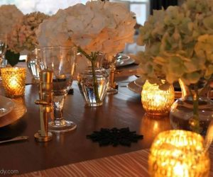Spring – Candlelight Dinners